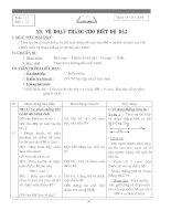 GIÁO ÁN HÌNH 6 (11->20)