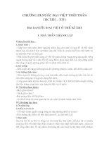 BÀI 13 LỚP 7