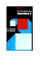 Practical Enhlish Ex 2
