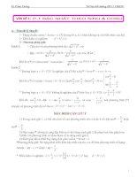Vấn đề 3: Phương trình cổ điển