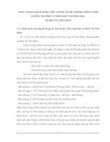 THỰC TRẠNG HẠCH TOÁN TIỀN LƯƠNG VÀ CÁC KHOẢN TRÍCH THEO LƯƠNG TẠI CÔNG TY SẢN XUẤT THƯƠNG MẠI