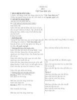 Giáo án chính tả lớp 5 (đầy đủ)