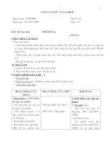 giáo án ngữ văn 8 kì II .DOC
