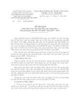 Kế hoạch học tập và làm theo tấm gương Đạo đức Hồ Chí Minh năm học 2009 - 2010