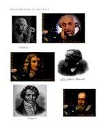Một số hình ảnh các nhà vật lí