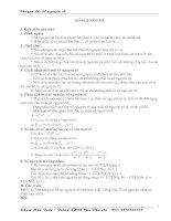 Chuyên đề số nguyên Tố