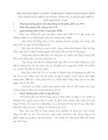 MỘT SỐ GIẢI PHÁP VÀ KIẾN NGHỊ HOÀN THIỆN KÊNH PHÂN PHỐI SẢN PHẨM BẢO HIỂM TẠI TỔNG CÔNG TY CỔ PHẦN BẢO HIỂM DẦU KHÍ VIỆT NAM