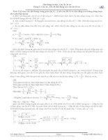 Bài tập con lắc lò xo_Tính T,f...
