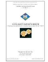 Ứng dụng CNTT trong giảng dạy môn Ngữ Văn lớp 7 - GV: Hà Thị Anh Thơ