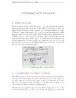 Hệ thống thông tin Quang - Vô tuyến