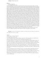 TUYỂN TẬP CÁC BÀI VĂN MẪU LỚP 5 - RẤT THIẾT THỰC GIÁO VIÊN TH NÊN THAM KHẢO