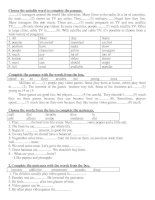 English 7-Reading text