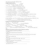 Test English 9- hot
