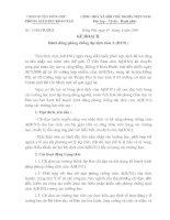 33/KH-PGDĐT ngày 07/8/2009 Kế hoạch hành động phòng chống đại dịch cúm A(H1N1) của phòng GD-ĐT
