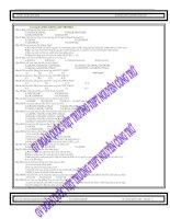 Bai tap chuong Amin-aminoaxit-protein