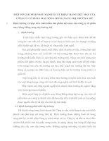 MỘT SỐ GIẢI PHÁP ĐẨY MẠNH XUẤT KHẨU HANG DỆT MAY CỦA CÔNG TY CỔ PHẦN MAY SÔNG HỒNG SANG THỊ TRƯỜNG MỸ