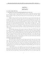 Biện pháp hướng dẫn HS tự học SGK chương HTK sinh học 8
