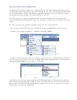 Chèn file Flash vào Slide của PowerPoint.