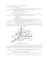 Chương 2 Các kỹ thuật sử dụng trong cơ sở dữ liệu phân tán