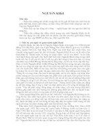 Giới thiệu nhà văn Nguyễn Khải