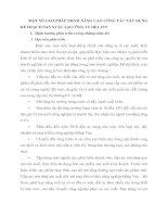 MỘT SỐ GIẢI PHÁP NHẰM NÂNG CAO CÔNG TÁC XÂY DỰNG KẾ HOẠCH SẢN XUẤT TẠI CÔNG TY DỆT 19