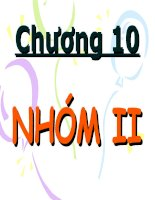 cac nguyen to thuoc nhom 2