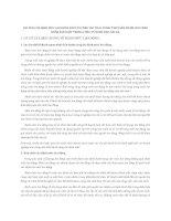 VAI TRÒ CỦA ĐỊNH MỨC LAO ĐỘNG ĐỐI VỚI CÔNG TÁC TRẢ LƯƠNG THEO SẢN PHẨM CHO CÔNG NHÂN SẢN XUẤT TRONG CÔNG TY BÁNH KẸO HẢI HÀ