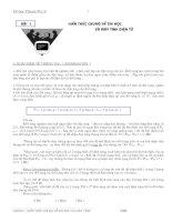 Tài liệu bồi dưỡng HSG Tin học (File số 1)