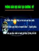 tiết 11 bài 9 hiện tượng ngày và đêm dài ngắn theo mùa