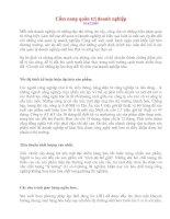CN10 - Kinh doanh - Cẩm nang quản trị