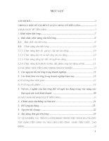 MỘT SỐ GIẢI PHÁP TĂNG CƯỜNG QUẢN LÝ TIỀN LƯƠNG TẠI CÔNG TY SÔNG ĐÀ 2