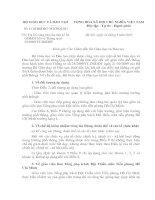 Công văn số 6120/BGDĐT-NGCBQLGD ngày 24/9/2010 của Bộ GD&ĐT