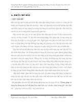S¸ng KiÕn Kinh nghiÖm:Ph¬ng ph¸p sö dông hÖ thèng c©u hái ®Ó ph¸t huy tÝnh tÝch cùc cña häc sinh trong giê häc LÞch sö