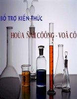 Các định luật hóa học (1)