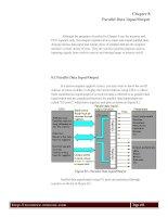 Parallel Data Input-Output