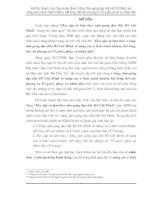 Bài thu hoạch học tập và làm theo tấm gương đạo đức HCM 2009