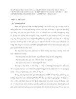 SKKN: DẠY HỌC TÍCH CỰC GẮN KIẾN THỨC SGK VỚI THỰC TIỄN THÔNG QUA HỆ THỐNG CÂU HỎI LÝ THUYẾT VÀ BÀI TẬP THỰC TIỄN MÔN HOÁ HỌC PHẦN PHI KIM - NHÓM VIIA -  HALOGEN