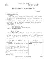 Giáo án ngữ văn 9 đã sửa theo PPCT2009-2010