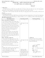 Giáo án HH9- Chuong IV(Hoàn chỉnh)