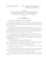 QĐ 82/2008 Về quy chế tổ chức hoạt động THPT Chuyên