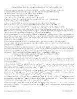 Tuyển tập bài HHKG qua các kì thi ĐH 02-08
