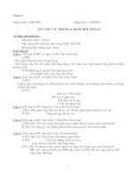 giáo án phụ đạo ngữ văn 9(cả năm )