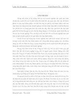 304 Hoàn thiện Kế toán tiêu thụ thành phầm tại Công ty Cổ phần Nồi Hơi Việt Nam