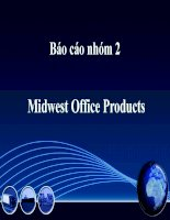 Midwest office products
