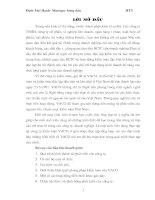 18 Báo cáo tổng hợp về phương pháp kiểm toán tại Công ty kiểm toán vaco