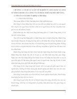 NGHIỆP VỤ BÁN HÀNG VÀ LỊCH SỬ HÌNH THÀNH CỦA CÔNG TY CỔ PHẦN THIẾT BỊ NHÀ BẾP VINA.