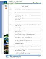 Bản Công bố Thông tin Du lịch Công ty Du lịch Lâm Đồng