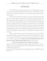 Lợi nhuận và một số biện pháp nâng cao lợi nhuận tại công ty TNHH Thương mại Minh Tuấn