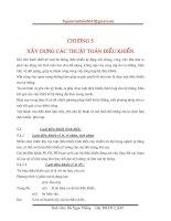 Điều khiển động cơ điện một chiều_Chương 5