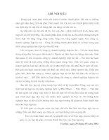 113 Công tác Kế toán tại hợp tác xã nông nghiệp dịch vụ Phù Nham – Văn Chấn – Yên Bái (76tr)